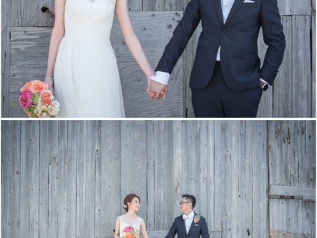 Wedding photo at The Mandarin Golf and Country Club