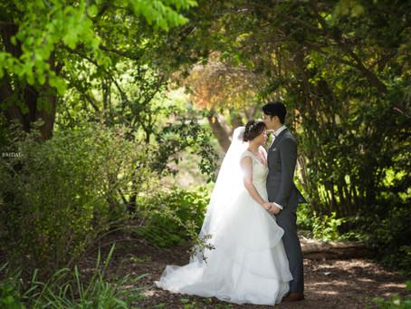 Toronto Alexander Muir Memorial Gardens Engagement / Pre-wedding Photo