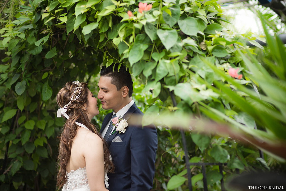 Greenhouse Wedding Photo by THE ONE BRIDAL