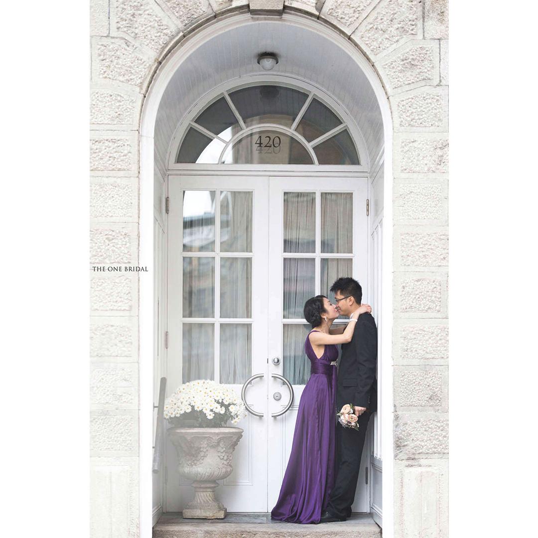 The One Bridal Pre-Wedding