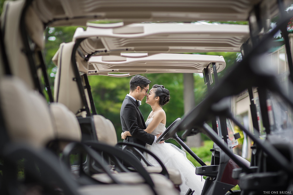 Bayview Golf and Country Club Wedding