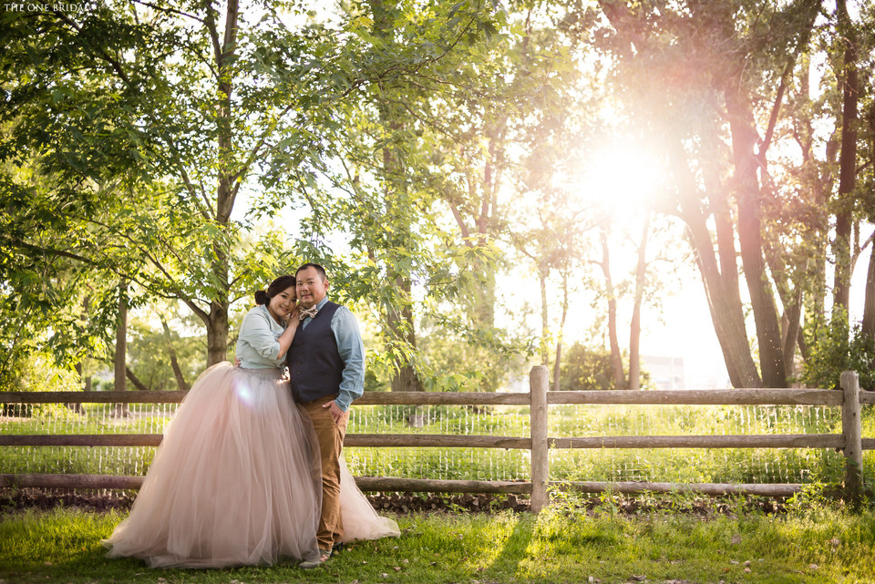 Cherry Beach Toronto Engagement Photography by THE ONE BRIDAL