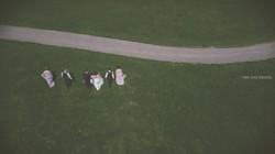 Drone Wedding Photo, THE ONE BRIDAL