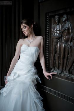 Wedding Dress by THE ONE BRIDAL