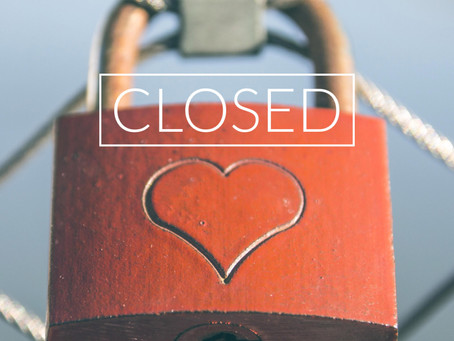 Closed on Civic Holiday - Aug 1,2016