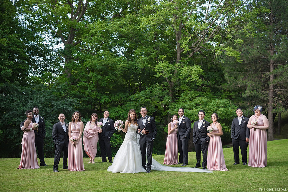 Westin Prince Hotel Toronto Wedding