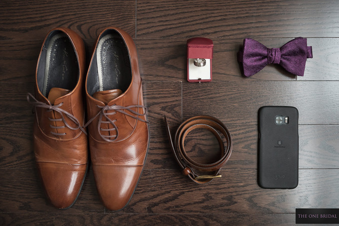 The Groom Accessories | THE ONE BRIDAL