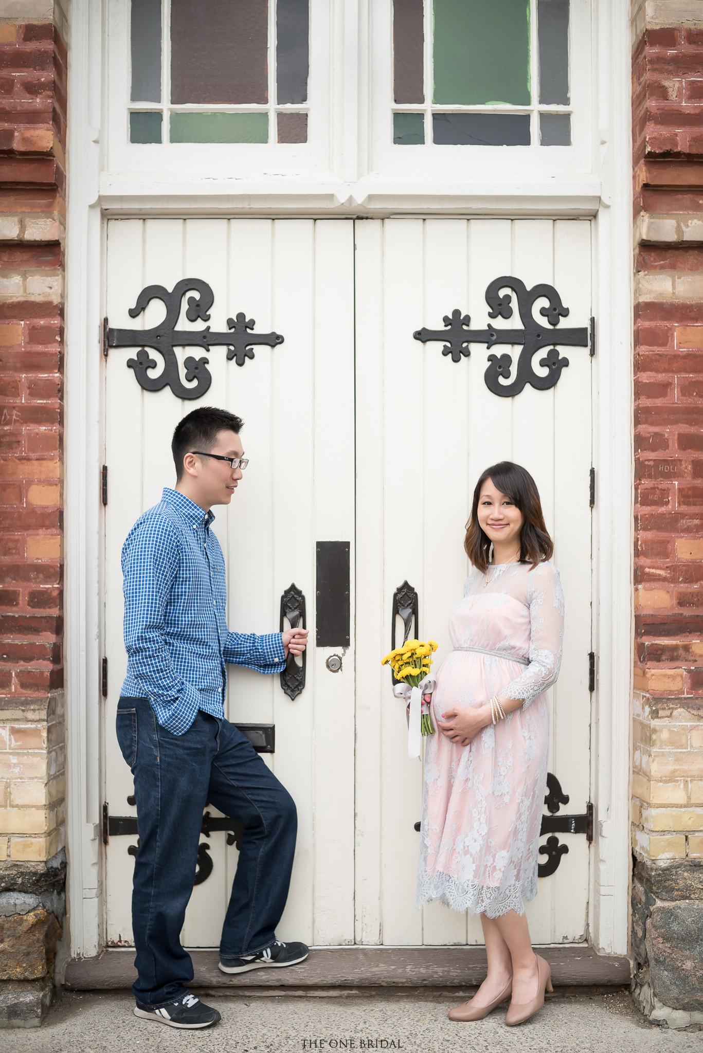 Maternity Photography - Main St.