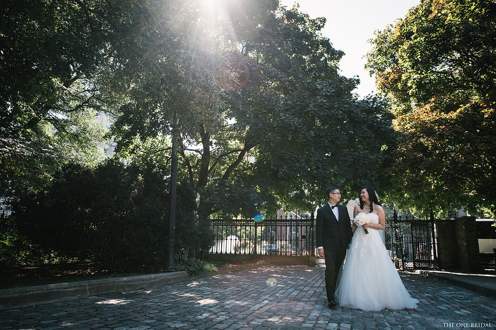 Osgoode Hall Toronto Wedding Photo by THE ONE BRIDAL