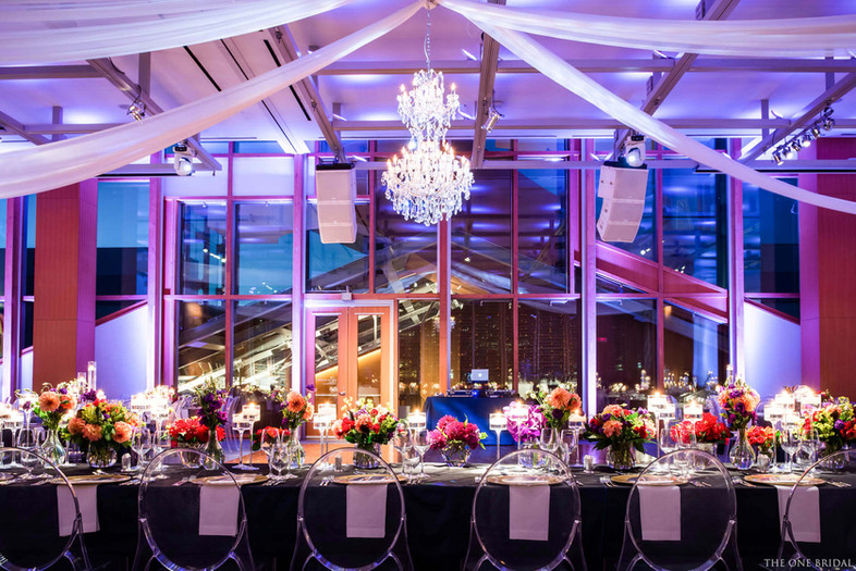 AGO Art Gallery of Ontario Wedding Decorations
