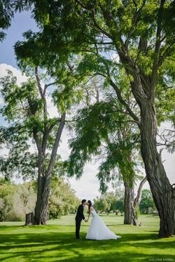 The Country Club Wedding, Woodbridge