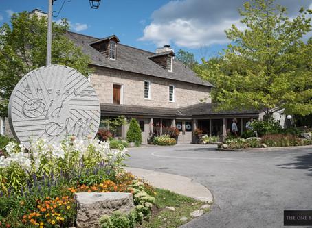 Ancaster Mill in Ancaster, Ontario - The Wedding Venue
