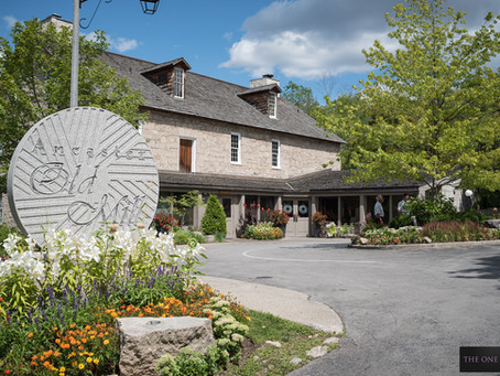 Ancaster Mill in Ancaster, Ontario - The Wedding Venue
