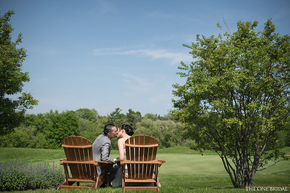 Richmond Hill Country Club Wedding Toronto | THE ONE BRIDAL