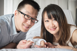 Newborn Baby Portraits by THE ONE BRIDAL