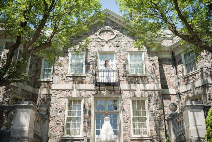 Graydon Hall Manor Toronto Prewedding Photography
