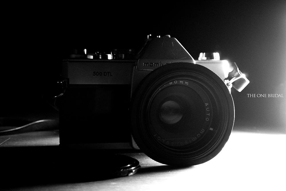 Mamiya Sekor 50DTL Film Camera