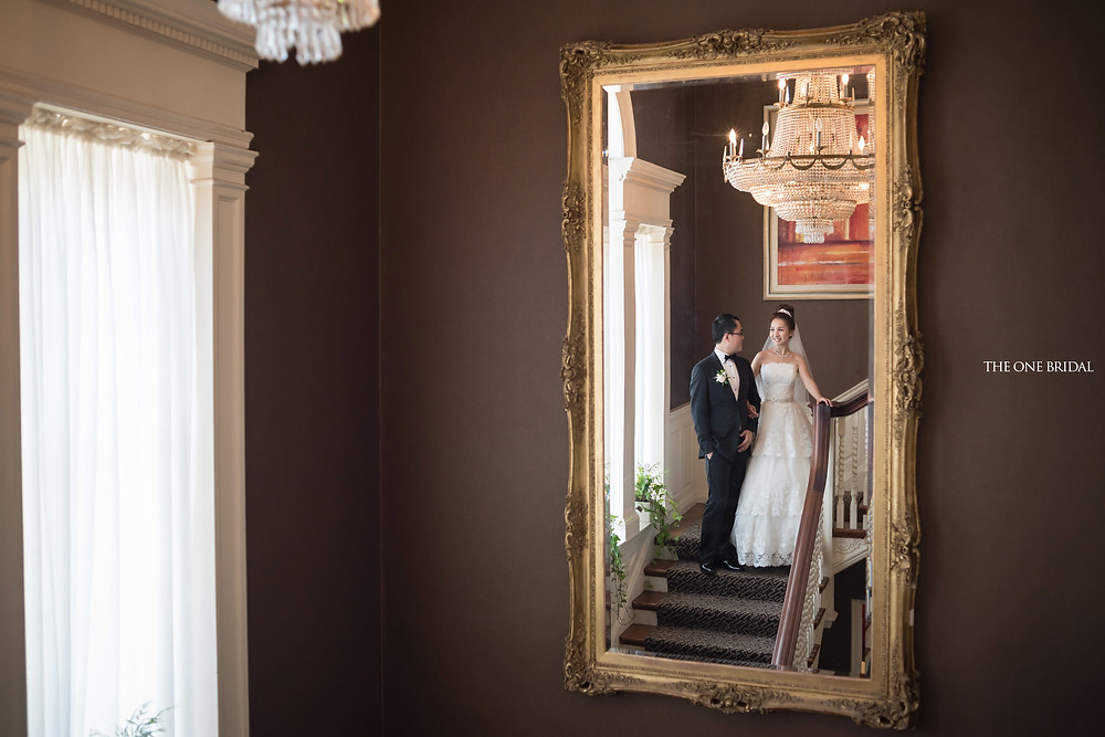 Graydon Hall Manor Toronto Wedding Photo by THE ONE BRIDAL