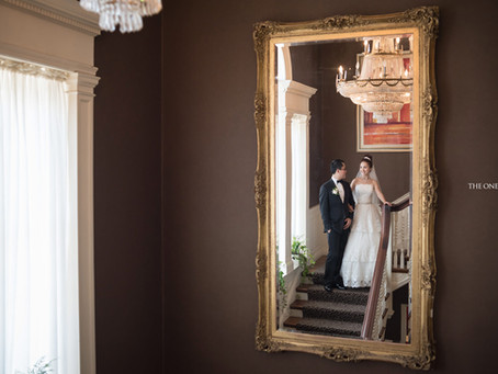 Graydon Hall Manor Toronto Wedding Photo