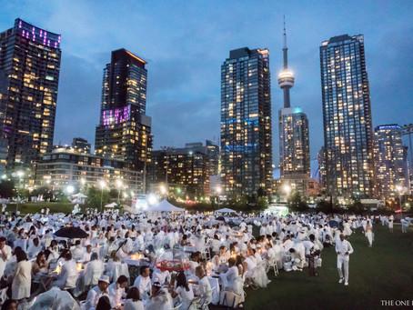 Dîner en Blanc Toronto 2017