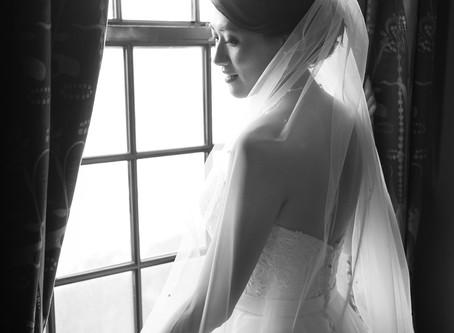 Bride at Old Mill Inn Toronto