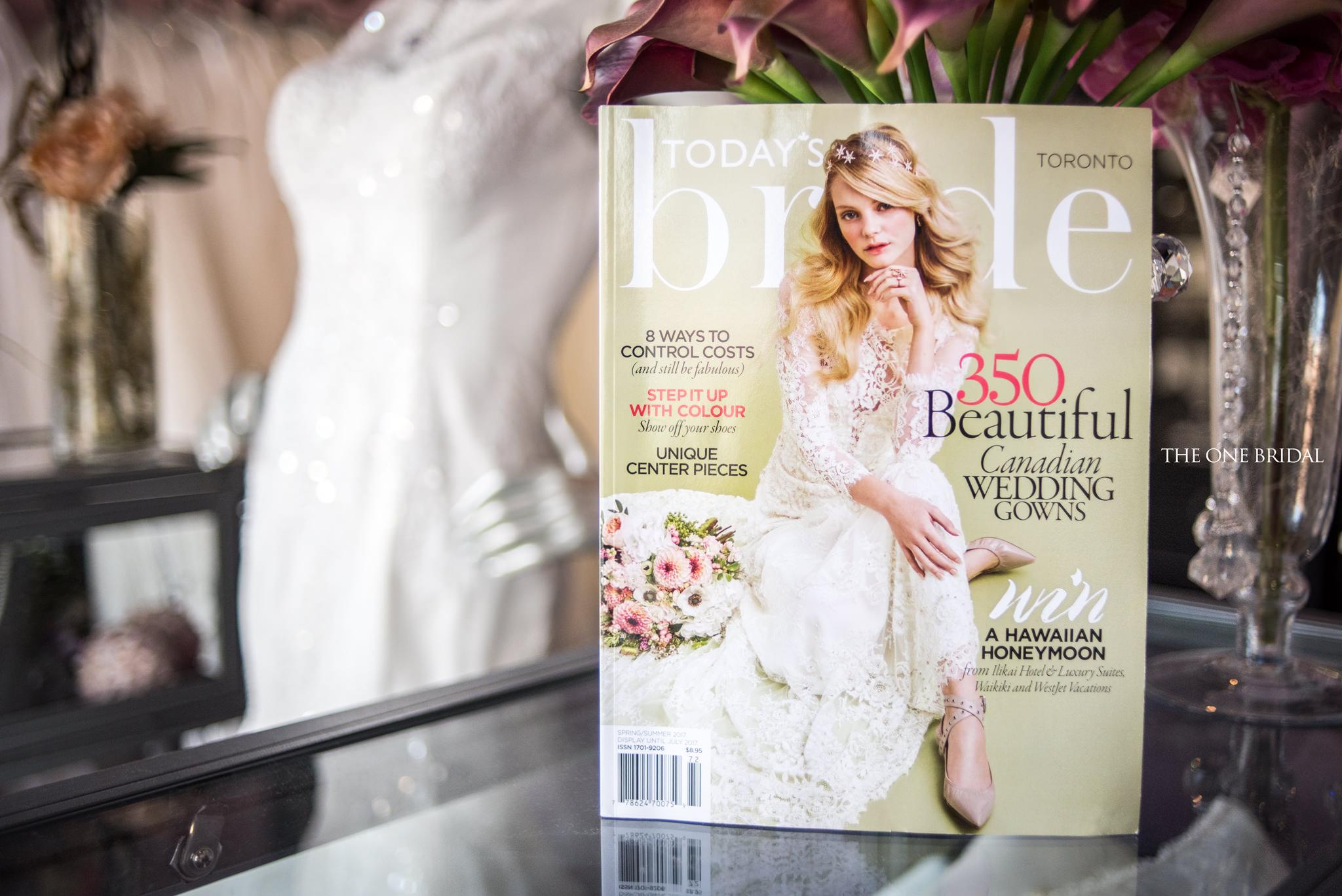 Today\'s Bride Toronto Spring/Summer 2017 Wedding Magazine | Bridal ...