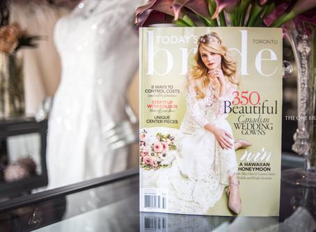 Today's Bride Toronto Spring/Summer 2017 Wedding Magazine
