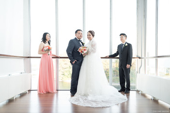 Atlantis Pavilions Wedding | THE ONE BRIDALAtlantis Pavilions Wedding | THE ONE BRIDAL