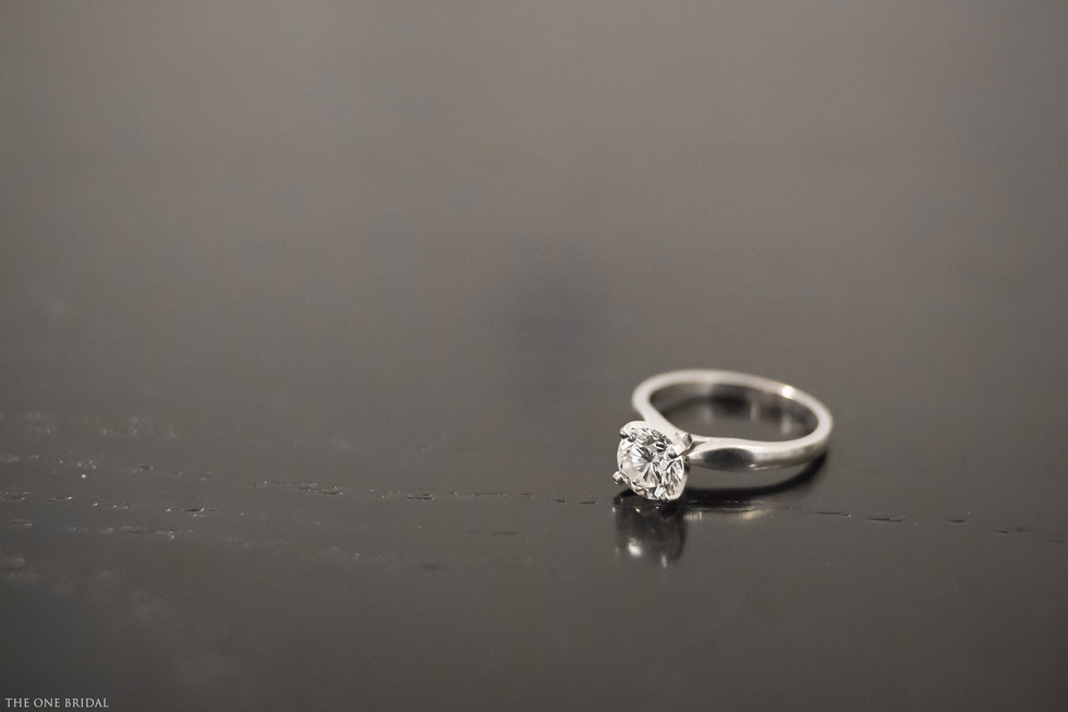 Engagement Diamond Ring | THE ONE BRIDAL