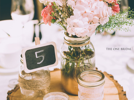 Wedding Centrepiece and Table Decoration