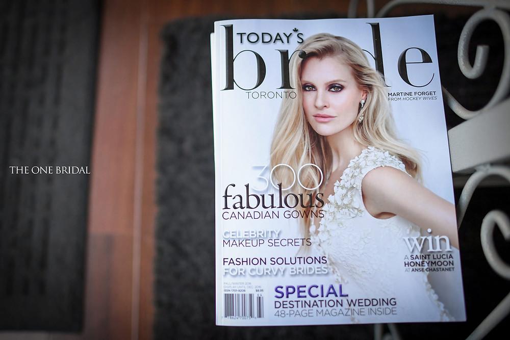 Today's Bride Toronto 2016 Fall/Winter Magazine