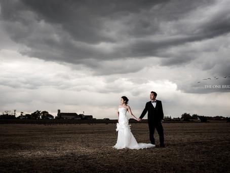 Pre-wedding Photo in Markham Farm