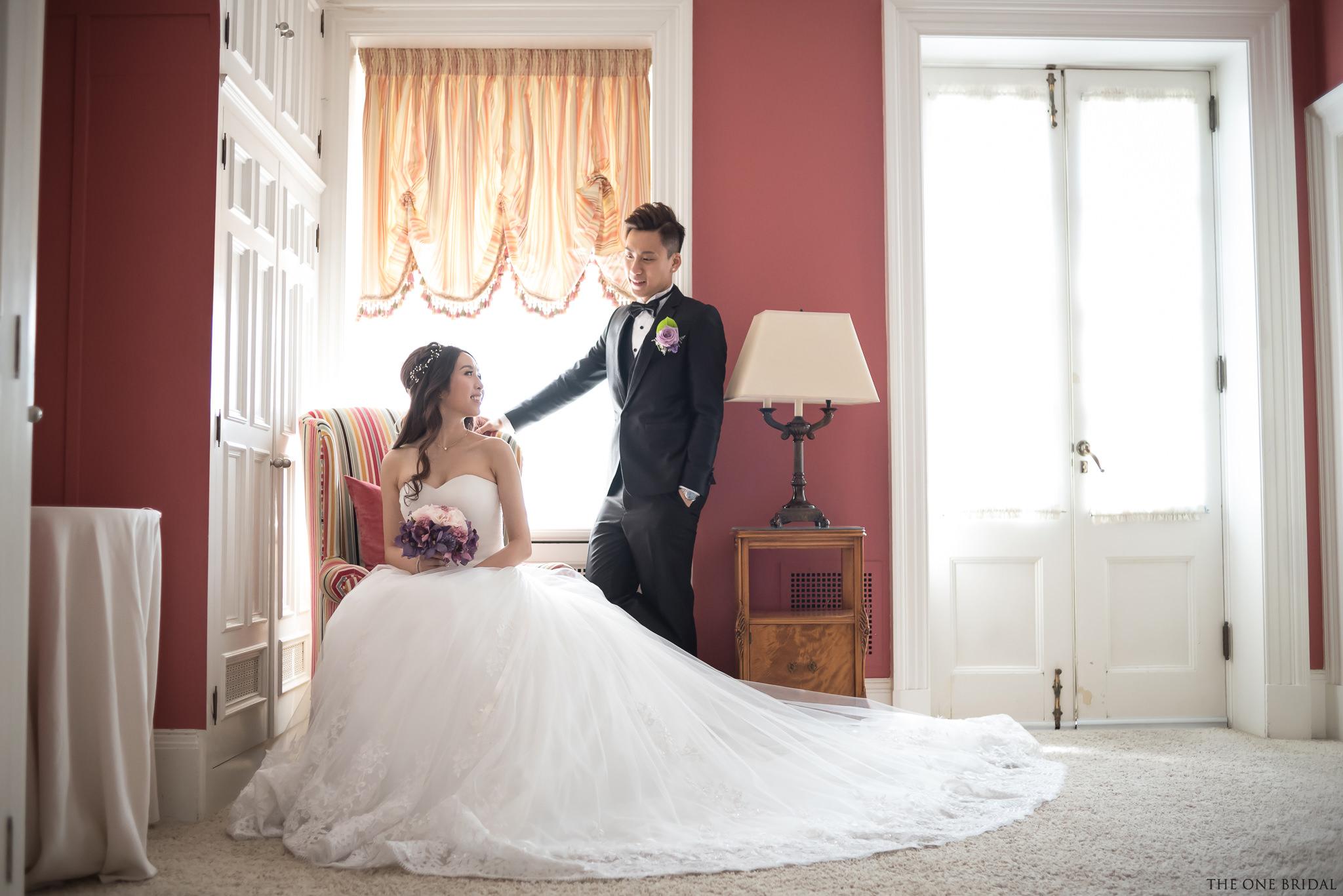 Wedding Dress, Tuxedo THE ONE BRIDAL