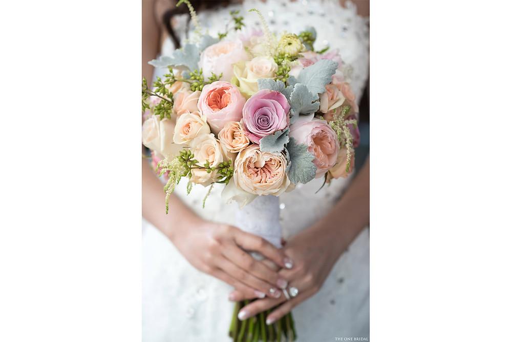 Wedding Bridal Bouquet | THE ONE BRIDAL