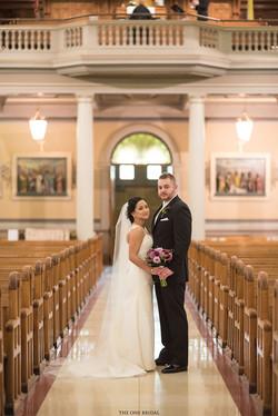 St Paul's Basilica Parish Wedding