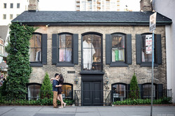 Engagement Photo at Yorkville