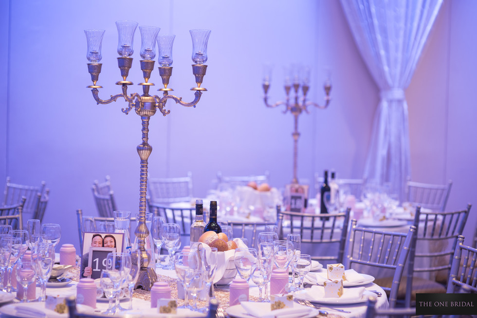 Wedding Paradise Banquet, Vaughan | THE ONE BRIDAL