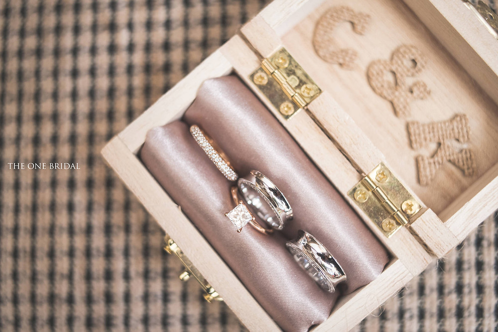 Diamond Engagement Ring & Wedding Rings | THE ONE BRIDAL