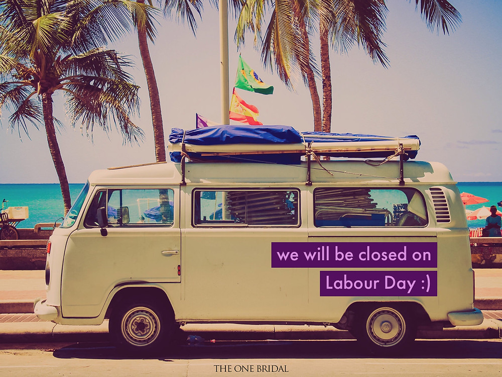 Labour Day 2016 Notice