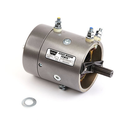Мотор WARN Off-Road 12V ( короткий ) PN 77893