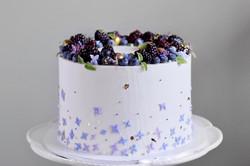Lilac Cake