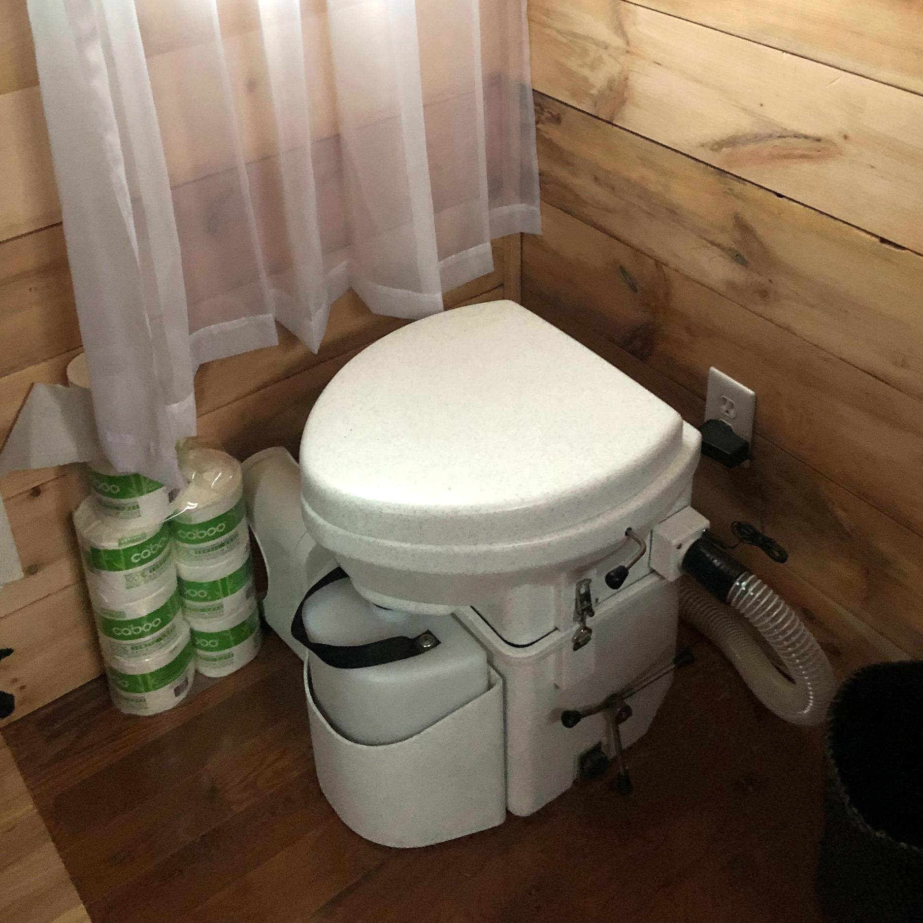 Nature's Head Toilet
