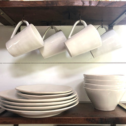 Plates + Bowls + Mugs Set