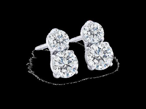 Eco-Diamond™ Cross Stud