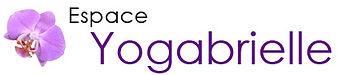 Logo Yogabrielle