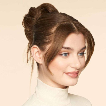 Luxy-Hair-Extensions-Clip-In-Buns-Chestn
