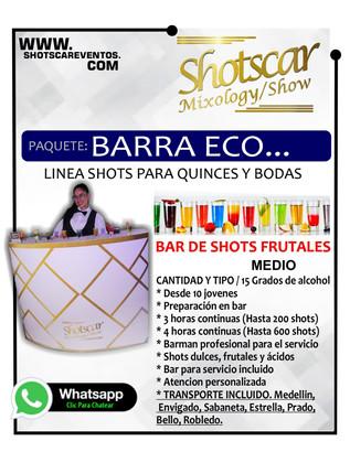 BAR DE SHOTS