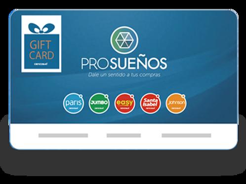 Gift Card PROSUEÑOS