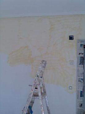 Pintores Zaragoza -Rulato : Quitar gotele y alisado de paredes