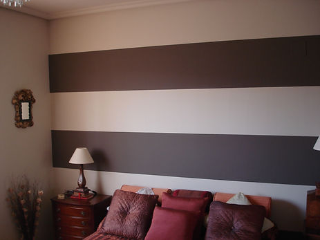 Pintores Zaragoza- Rulato- Dormitorio